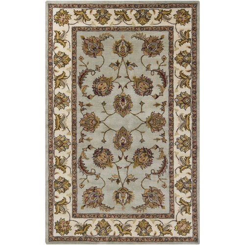 Chandra Rugs Perrussia Ivory Area Rug