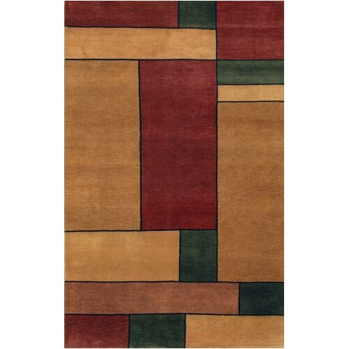 Chandra Rugs Chelsea Brown / Beige Area Rug