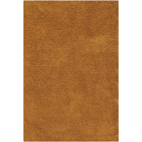 Chandra Rugs Ensign Orange Rug