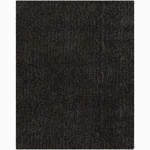 Chandra Rugs Jennifer Black Area Rug