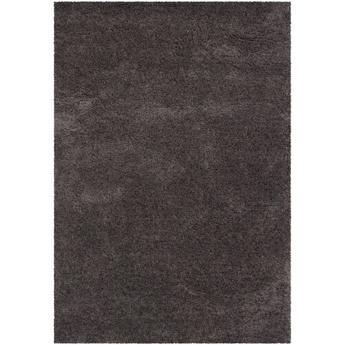 Chandra Rugs Ombra Shag Brown Area Rug