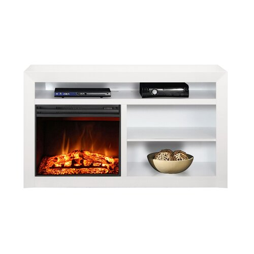 Clair Media Mantel Electric Fireplace