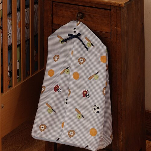 Super Sports Diaper Stacker
