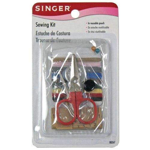 Singer 25 Piece Sewing Kit in Reusable Kit