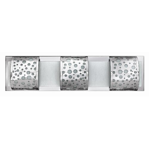 Fredrick Ramond Mira 3 Light Vanity Light