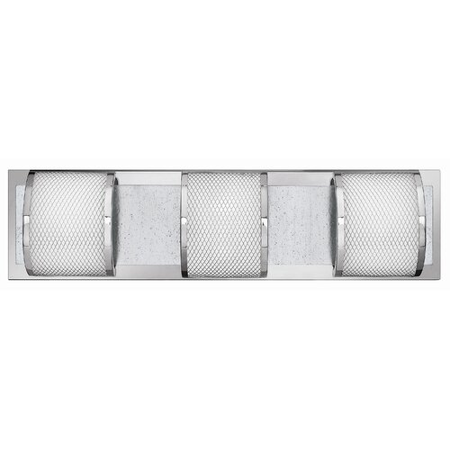 Fredrick Ramond Mira 3 Light Vanity Light with Shade