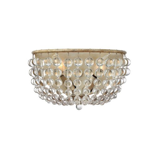 Fredrick Ramond Caspia 2 Light Wall Sconce