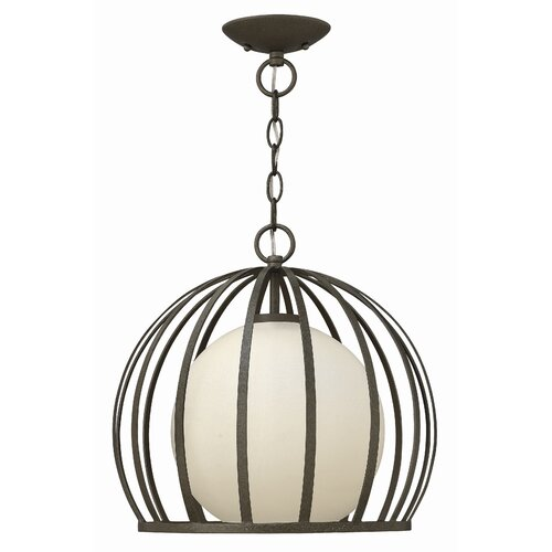Renata 1 Light Foyer Pendant