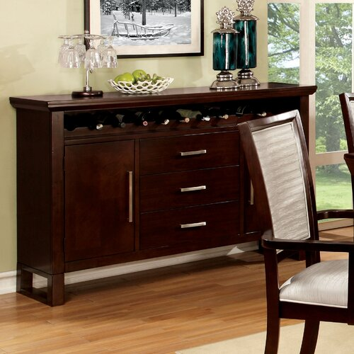 hokku designs bisset dining buffet server