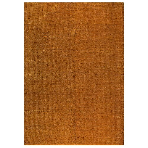 Hokku Designs Claret Orange/Brown Rug