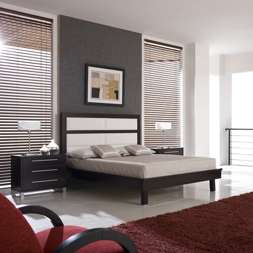 Hokku Designs Lexington Platform Bed