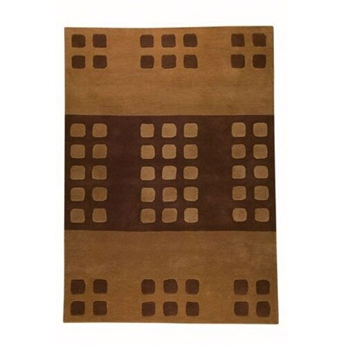 Domino Beige/Brown Rug