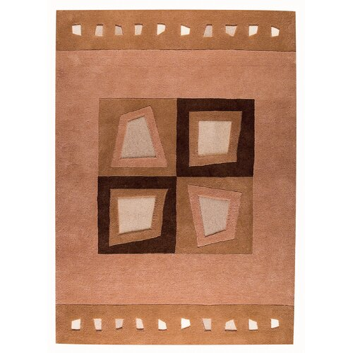 Hokku Designs Kiruna Brown Rug