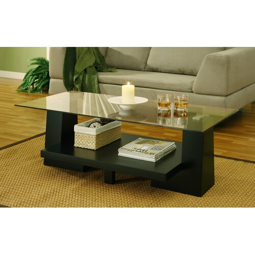 hokku designs horizon coffee table reviews wayfair. Black Bedroom Furniture Sets. Home Design Ideas