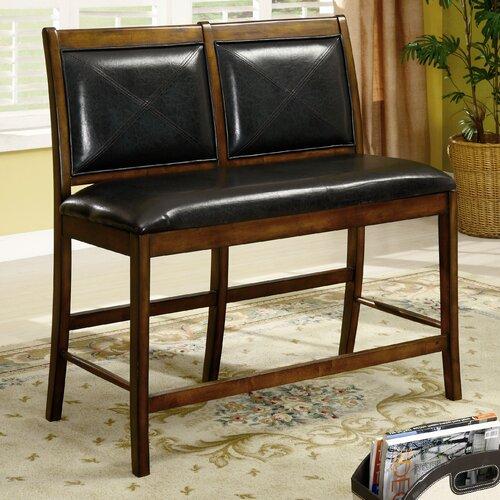Counter Height Upholstered Bench : Counter Height Bench Wayfair