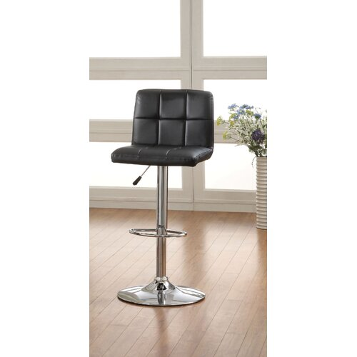 Hokku Designs Pure Adjustable Swivel Bar Stool