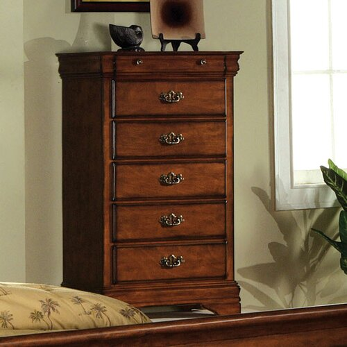 Hokku Designs Wilshire 5 Drawer Chest