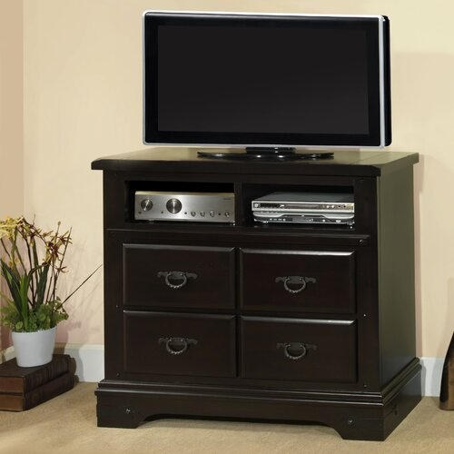 Hokku Designs Cambridge 4 Drawer Dresser