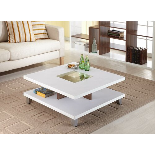 hokku designs bella coffee table reviews wayfair. Black Bedroom Furniture Sets. Home Design Ideas