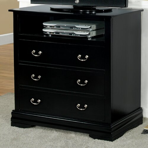 Hokku Designs Preston 3 Drawer Dresser
