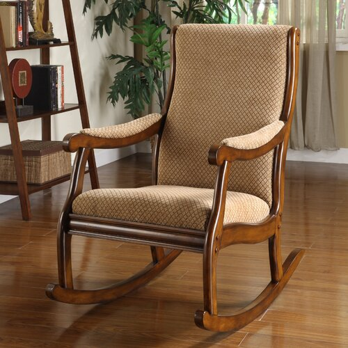 Hokku Designs Liverpool Rocking Chair & Reviews  Wayfair