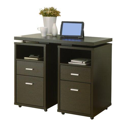 Hokku Designs Penn Modular Classic Writing Desk