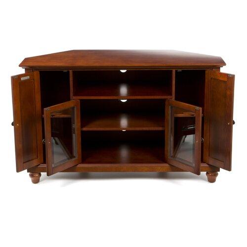 """Hokku Designs 48"""" Corner TV Stand"""
