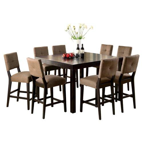 Hokku Designs Grant 7 Piece Counter Height Dining Set
