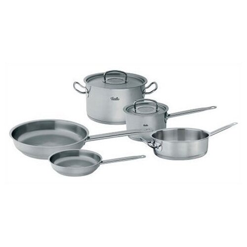 Fissler USA Original Pro Stainless Steel 7-Piece Cookware Set