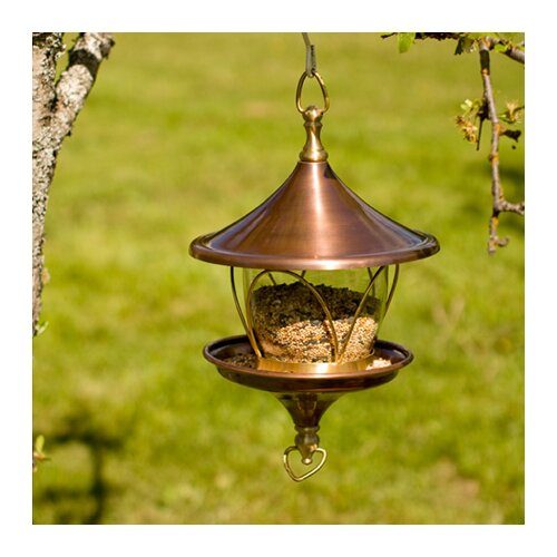 H. Potter Daffodil Decorative Bird Feeder