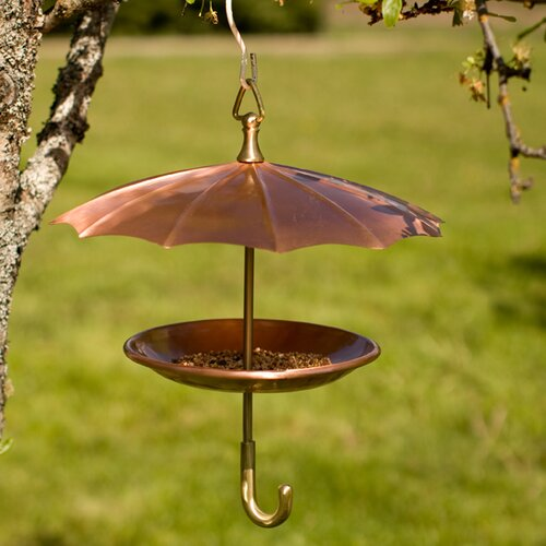 H. Potter Umbrella Platform/Tray Bird Feeder