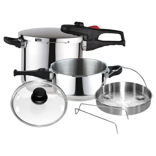Magefesa Practika Plus Super Fast Pressure Cooker Set