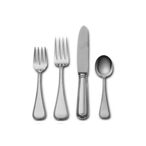 Sterling 365 Palatina 4 Piece Dinner Flatware Set