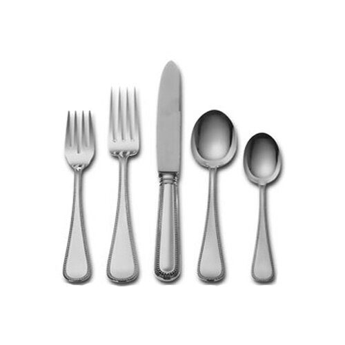 Sterling 365 Palatina 46 Piece Dinner Flatware Set