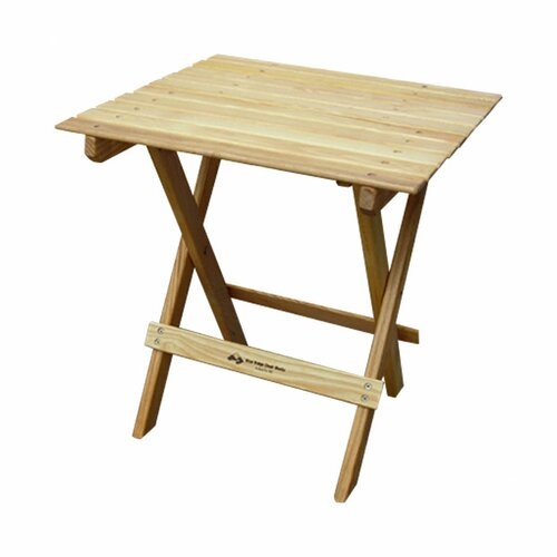 Blue Ridge Chair Works Ridge Folding Side Table
