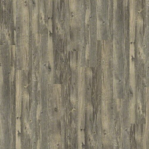 "Shaw Plank Flooring: Northampton 6"" X 48"" Luxury Vinyl Plank In Barnwell Pine"