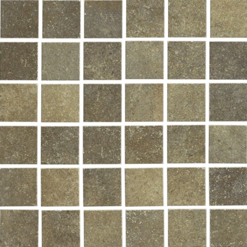 Brushstone Mosaic Tile Accent in Mohave