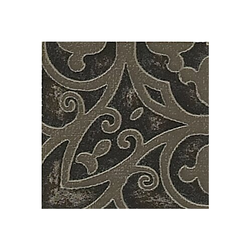 "Shaw Floors Lunar Listello Corner 2"" x 2"" Tile Accent in Graphite"