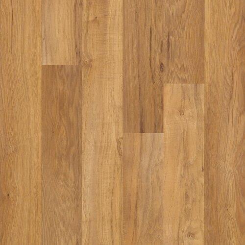 Shaw floors natural impact ii pecan laminate in for Pecan laminate flooring
