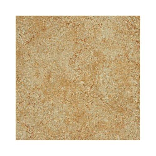 """Shaw Floors La Paz 6-1/2"""" x 6-1/2"""" Ceramic Tile in Dorado"""
