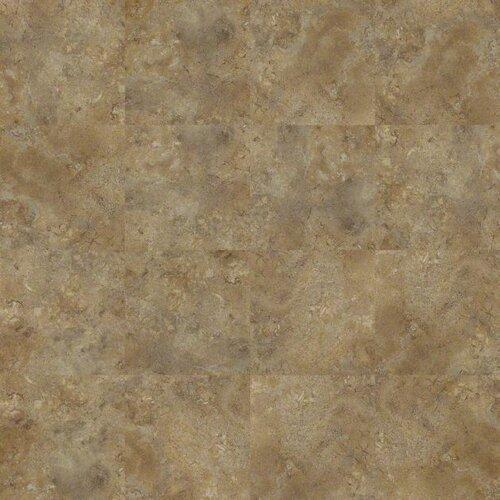 """Shaw Floors Sumter 18"""" X 18"""" Vinyl Tile in Butternut"""