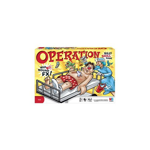 Hasbro Operation Game