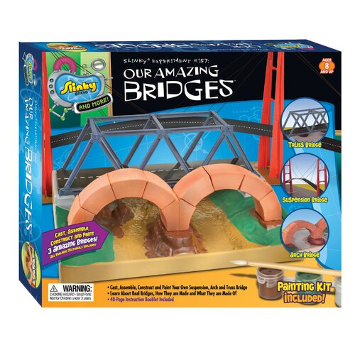 Science and Activity Kits Our Amazing Bridges