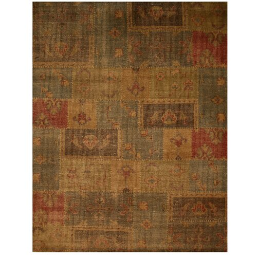Multi Tribal Patch Rug