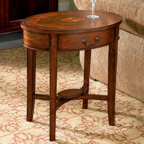 Baker End Table