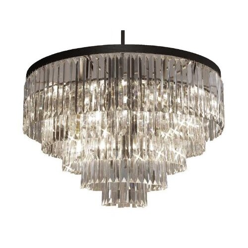 Empire 17 Light Crystal Chandelier