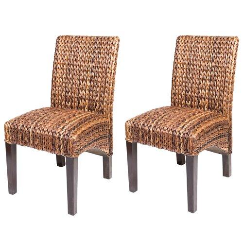 BirdRock Home Seagrass Side Chair & Reviews  Wayfair