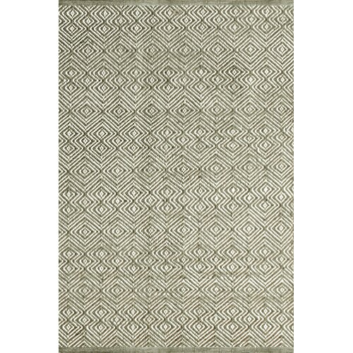 Annabelle Moss Diamond Indoor/Outdoor Rug