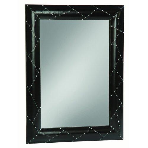 Zeppelin Framed Mirror