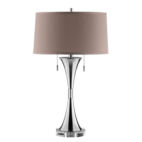 "Stein World Slender 28.5"" H Table Lamp with Drum Shade"